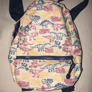 Other - Gently used mini dinosaur backpack